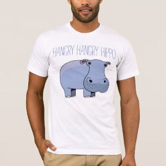 Hangry Hangry Hippo T-Shirt