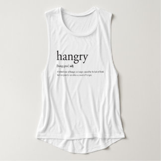Hangry Singlet