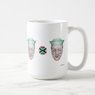 Hank Around Coffee Mug