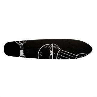 Hank long board skateboards