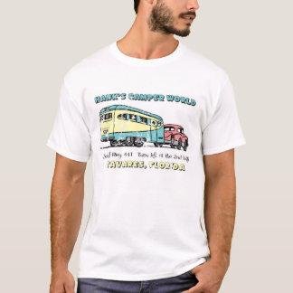 Hank's Camper World Distressed T-Shirt