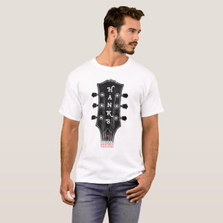 Hank's Guitar Head (Mens) Tee