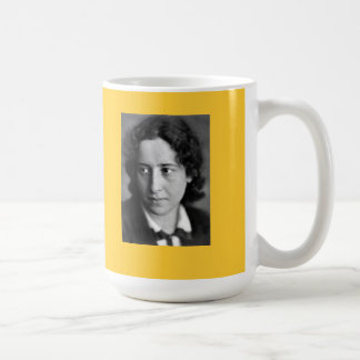 Hannah Arendt quote Coffee Mug