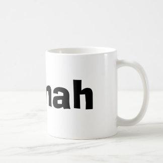Hannah Basic White Mug