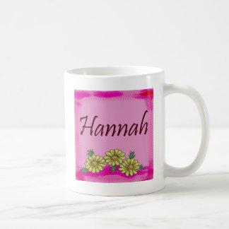 Hannah Daisy Mug