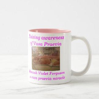 Hannah - regular size mug