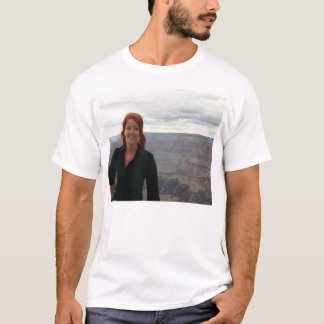 Hanne i Grand Canyon T-Shirt