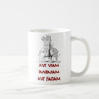 Hannibal Aut Viam Inveniam Aut Faciam Coffee Mug