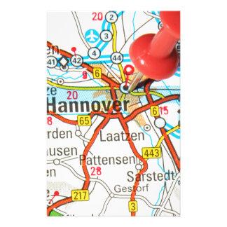 Hannover, Hanover, Germany Stationery