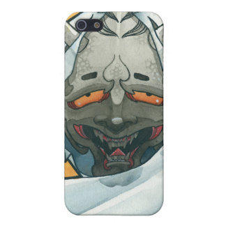 Hannya Cover For iPhone 5/5S