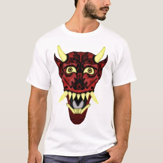 hannya demon mask T-Shirt