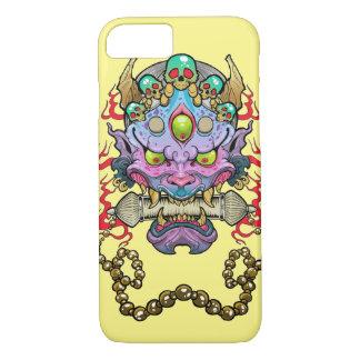 Hannya Mask iPhone 7 Case