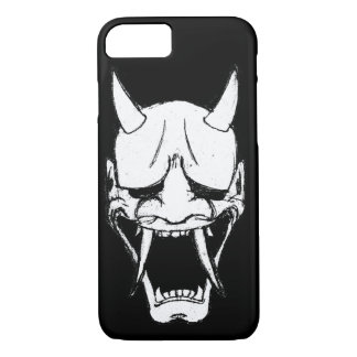Hannya Mask iPhone 7 Case