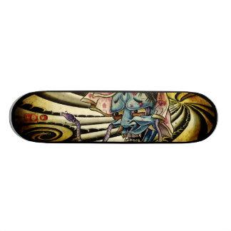 Hannya Skate Board Decks