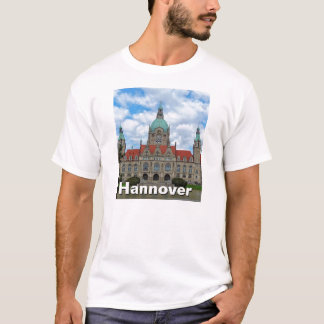 Hanover, New Town Hall 002.2, Germany (Hannover) T-Shirt