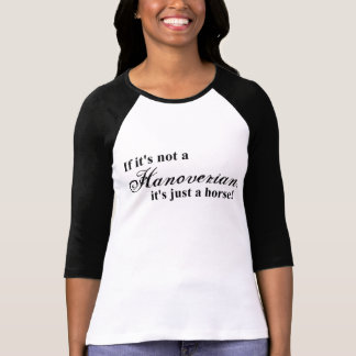 Hanoverian horse T-Shirt