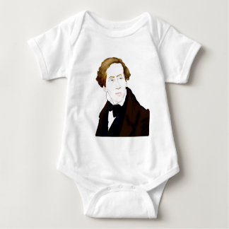 Hans Christian Andersen Baby Bodysuit