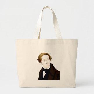Hans Christian Andersen Large Tote Bag