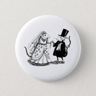 Hans Christian Andersen story 2 6 Cm Round Badge