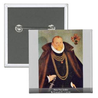 Hans Von Lindau By Cranach D J Lucas Buttons