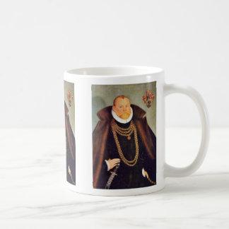 Hans Von Lindau By Cranach D. J. Lucas Coffee Mug