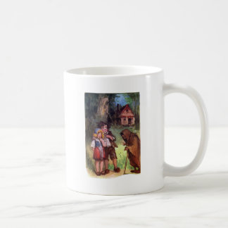Hansel and Gretel Meet the Witch Mug