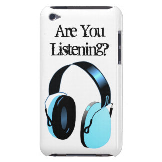 Hanson Headphones iPod Touch Cover
