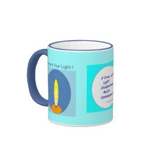 Hanukah Mug