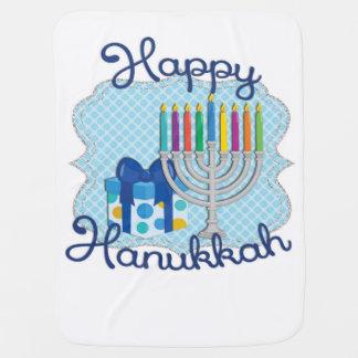 Hanukkah Blanket