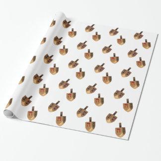 Hanukkah Chanukah Hanukah Hannukah Dreidels Wrapping Paper