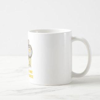 "HANUKKAH CHANUKAH 'I WANT TO BE A MACABEE"" GIFT COFFEE MUGS"