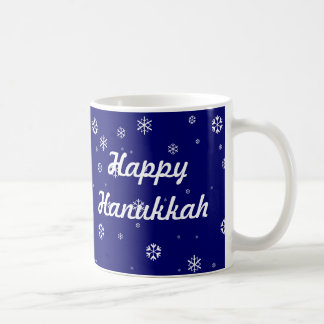 Hanukkah Coffee Mug