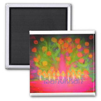 """Hanukkah"" Design Magnet"