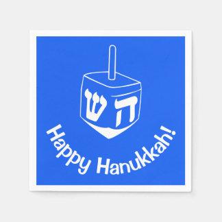 Hanukkah Dreidel 4Denise Paper Serviettes