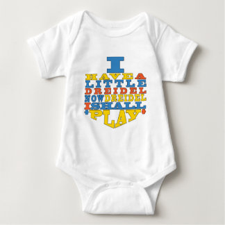 "Hanukkah ""Dreidel Play"" Kid's T-Shirt"