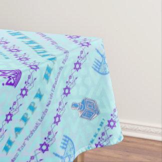 Hanukkah Festival Tablecloth