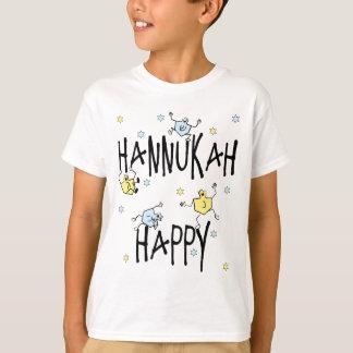 """""""Hanukkah Happy"""" Kids T-Shirt"""