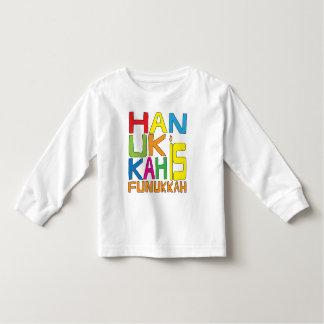 Hanukkah is Funukkah Toddler's T-Shirt