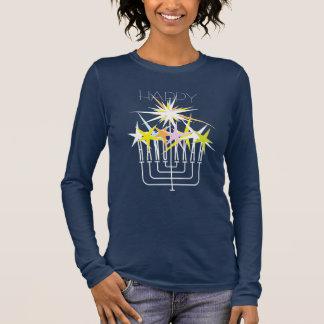 HANUKKAH LIGHTS LONG SLEEVE T-Shirt