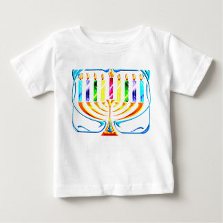 Hanukkah Menorah - Chanukah Menorah Shirts