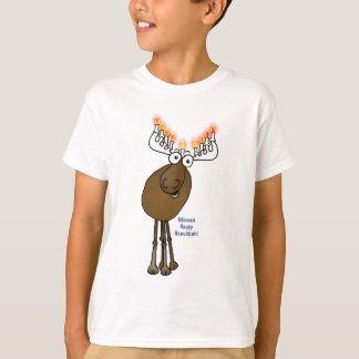 Hanukkah moose! T-Shirt