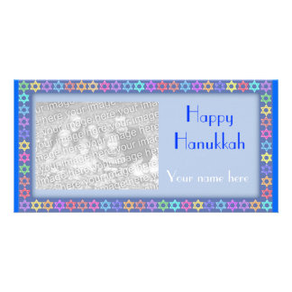 Hanukkah Photo Card