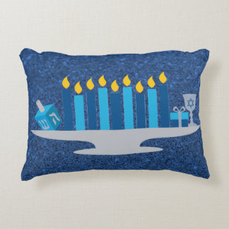 Hanukkah Potpourri Decorative Cushion