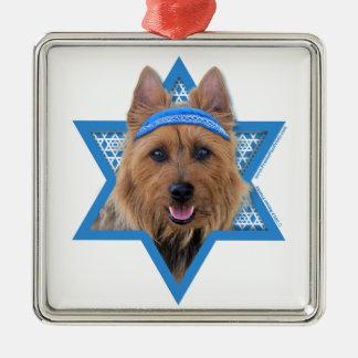 Hanukkah Star of David - Australian Terrier Ornaments