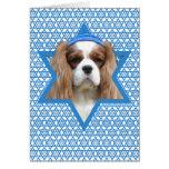 Hanukkah Star of David - Cavalier