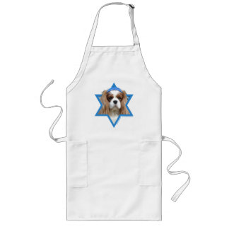 Hanukkah Star of David - Cavalier Long Apron