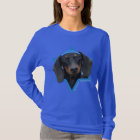 Hanukkah Star of David - Dachshund - Winston T-Shirt