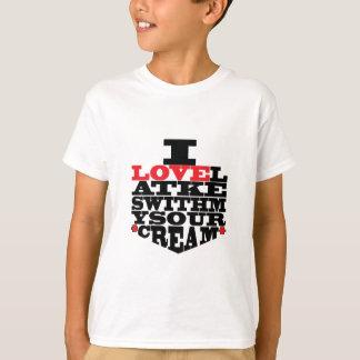 """Hanukkah Tee Shirt Kids """"I Love Latkes"""""""