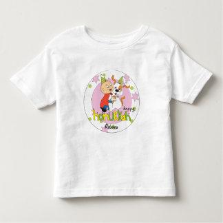 Hanukkah Toddler T-shirt/Dog/Green/Pink Toddler T-Shirt