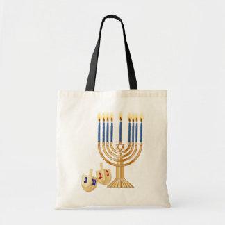 Hanukkah Tote Bag